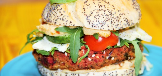 beef burger vegan
